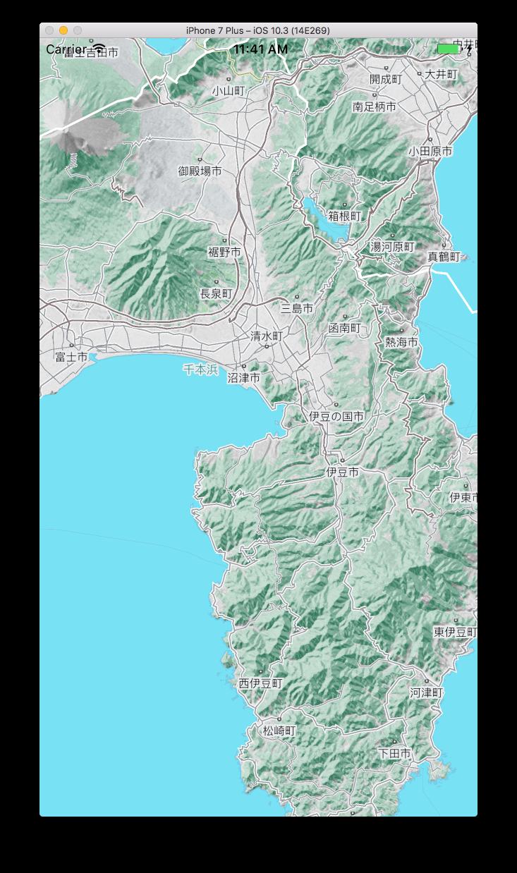 Walkthrough: Add a Tangram map to an iOS application - Tangram Docs